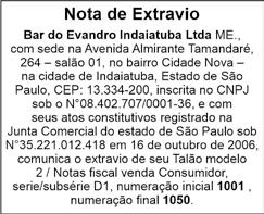 Bar do Evandro, por