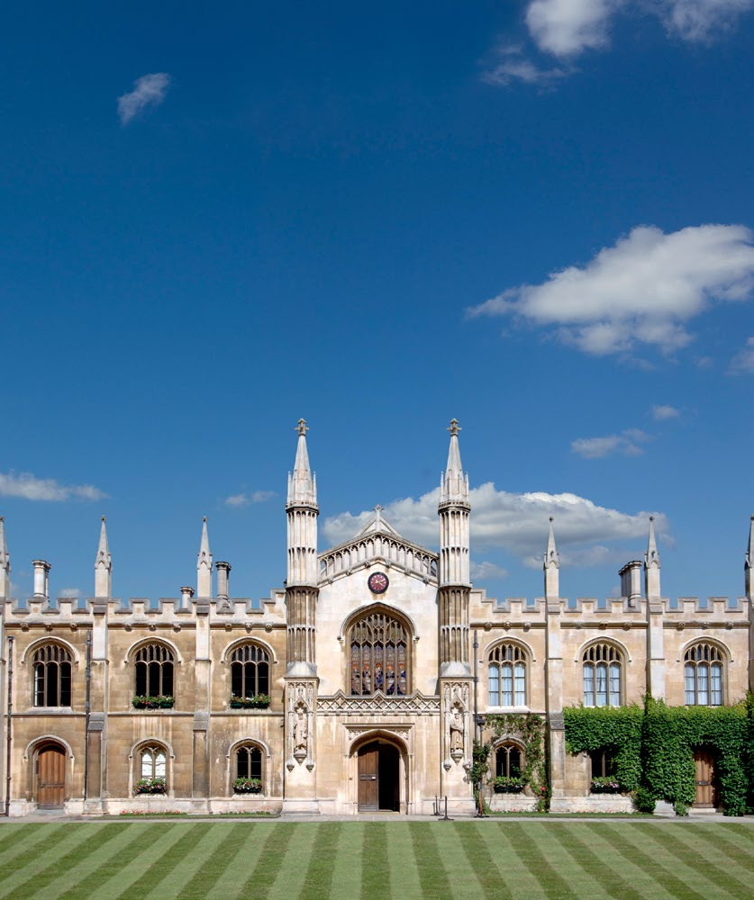 KNOWLEDGE IS HOME TO FOUR OF THE TOP TEN UNIVERSITIES IN THE