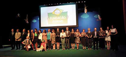 79 Prêmio Criança Program (Child Award Program) Developed since 1989, the Prêmio Criança Program identifies and recognizes successful projects of social organizations and companies acting with