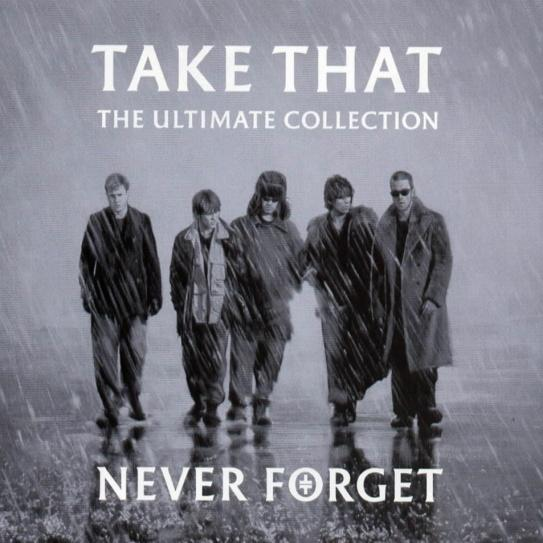 NEVER FORGET Take That - Mª Eugenia Fíz, 2ºNA This song was composed by Take That, written by Gary Barlow and sung by Howard Donald.