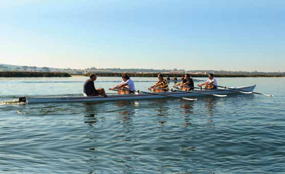Viana Rowers of Lima Club (Clube Viana Remadores do Lima): tis non-profit making club aims to provide all members wit an opportunity to practise all aspects of rowing activities: learning,