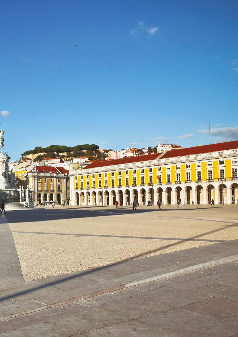 Turismo de Lisboa In economic terms, over a 7 year period Portugal experienced a nominal variation in prices of about 18%, which is practically irrelevant when compared to other neighbouring