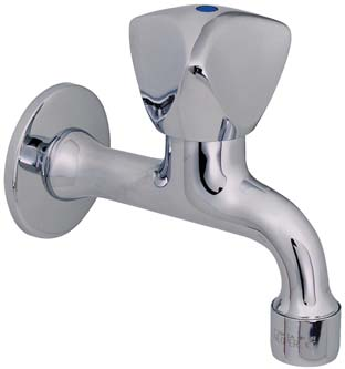 wall tap w/screw spout torneira de