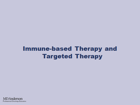 Upon completion of this lesson, participants should be able to discuss the goals and roles of drug therapy; identify classifications of chemotherapy; differentiate between chemotherapy, hormone