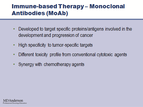Additionally, these agents can be given as a single agent or in combination with conventional chemotherapy without overlapping or increasing toxicity.
