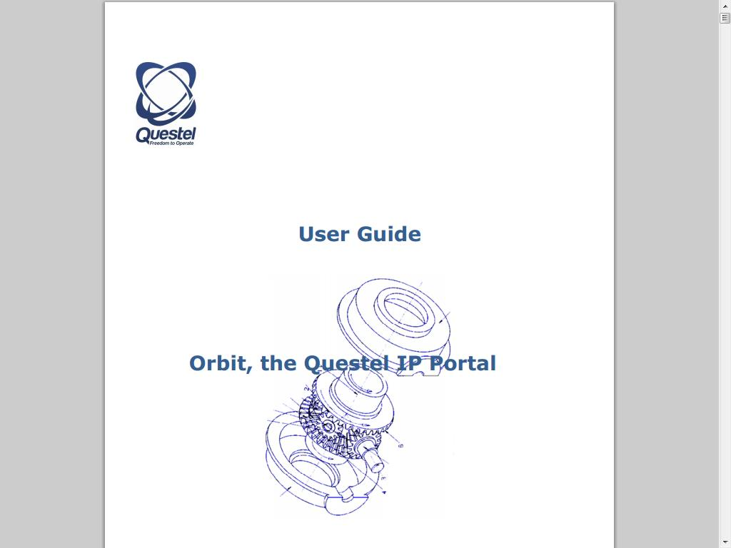 O Patent Module User Guide Xpert é