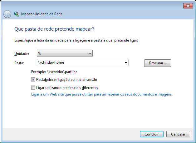 Método 3: Use o Explorador do Windows.