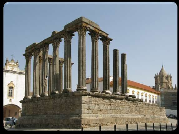 Évora InovCity in short The city of Évora is a Unesco World Heritage Site 1. Évora municipality: 54.000 inhabitants 1.