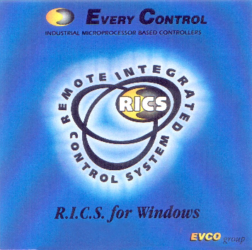 RICS para Windows Remote Integrated Control System Versão