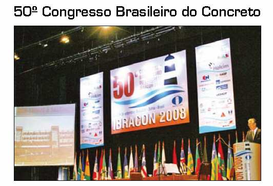 ANEXO 02 REVISTA CONCRETO Instituto Brasileiro do Concreto 2008 www.ibracon.org.
