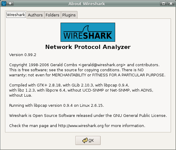 AnálisedeCaptura(Ethereal/Wireshark)