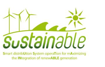 SuSTAINABLE, primeiro projecto