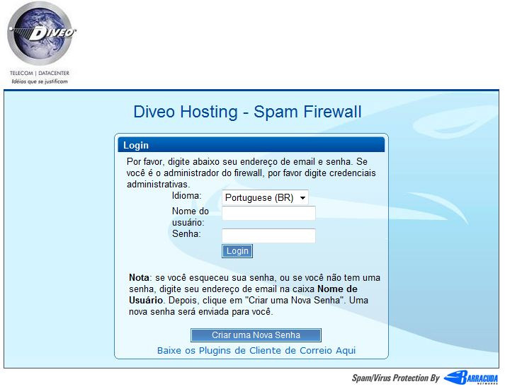 Spam Firewall.