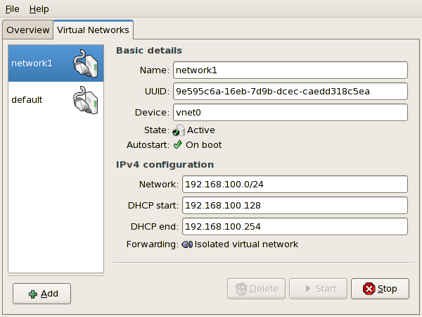Red Hat Enterprise Linux 5 Virtualization 7.