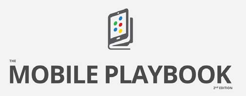 themobileplaybook.com developers.google.