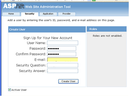 NET Configuration. Alterar o elemento authentication e adicionar o elemento authorization do web.config.