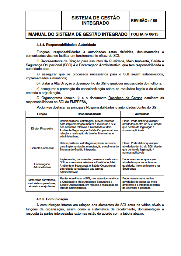 Anexo 2 Exemplo de Manual do