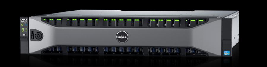 Dell SC4020 lab validation by Taneja Group Enterprise-class storage capabilities in a small footprint hybrid array Review highlights 40% less power
