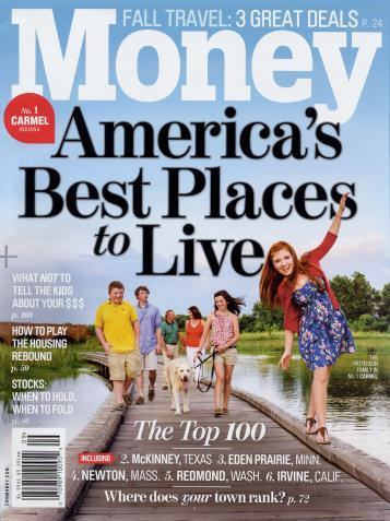 Money Magazine s Best Places to Live in