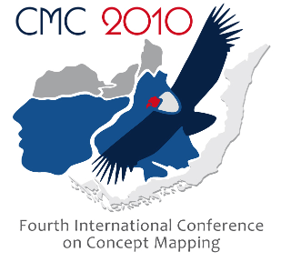 Referência: 2010, Concept Maps: Making Learning Meaningful. Proceedings of the Fourth International Conference on Concept Mapping, Volume II, Chile. Jaime Sánchez, Alberto J. Cañas, Joseph D.