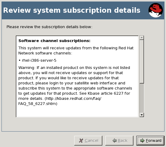 Red Hat Network Satellite 5.4