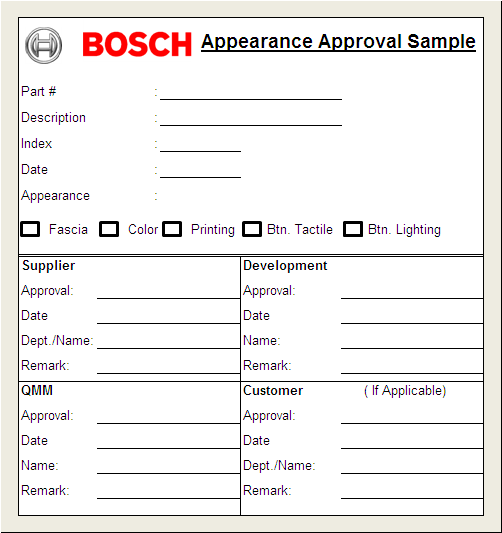 Anexo 3 Appearance Approval Template (AAR) Figura 23 -