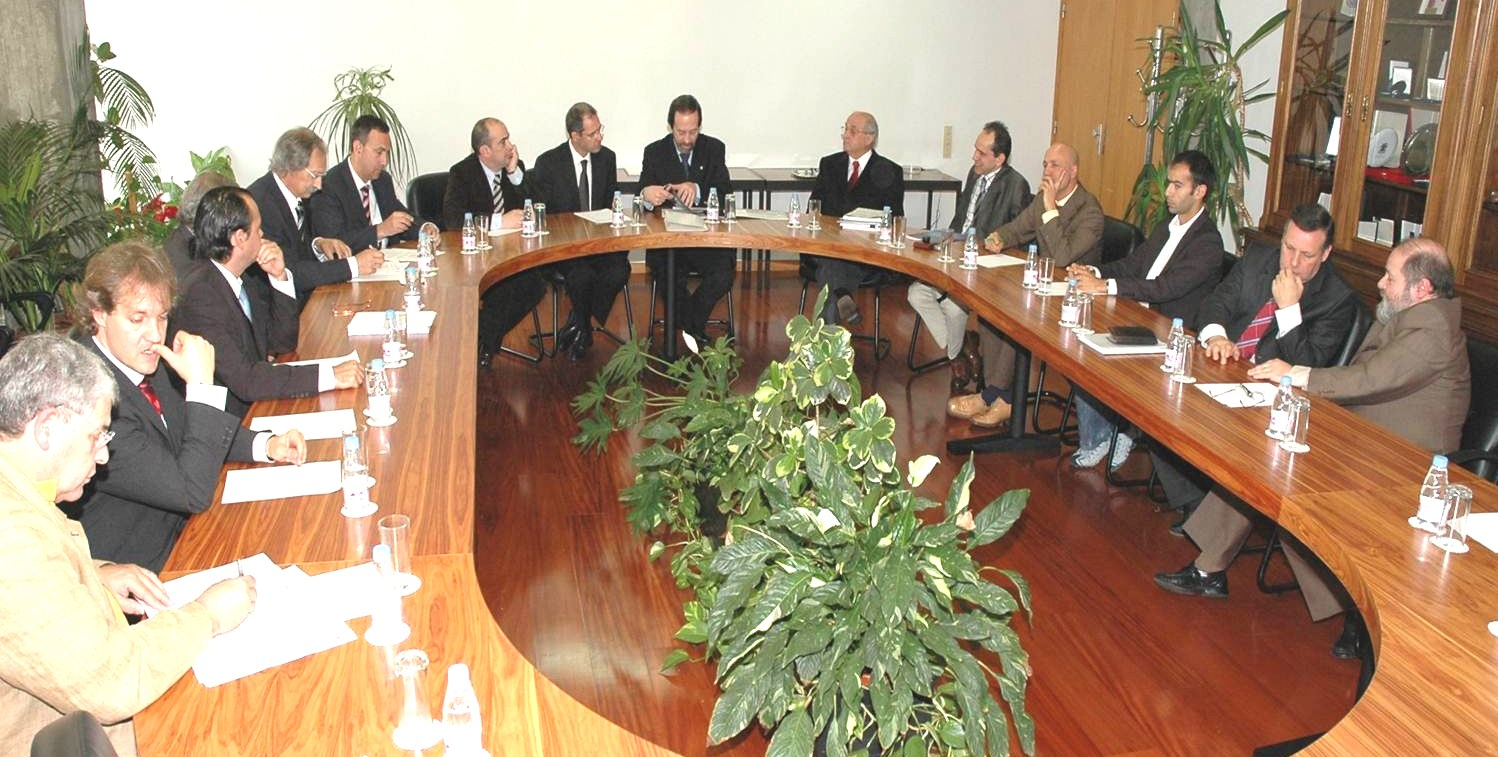 BRIEF HISTORY Organizational Structure On May 30, 2007, a cooperation protocol was signed between the Universidade de Trás-os-Montes e Alto Douro, Universidade da Beira Interior, Universidade da