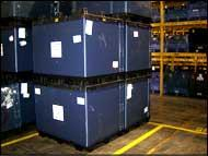 RACKS AND CONTAINERS Key Challenges Accurate container counts and locations Resource Utilization Lack of history on missing containers Confirmation of receipt of all containers purchased Solution