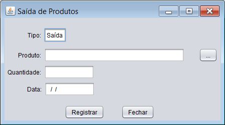 Saída 2 import javax.swing.joptionpane; 3 4 /* 5 * To change this template, choose Tools Templates 6 * and open the template in the editor.