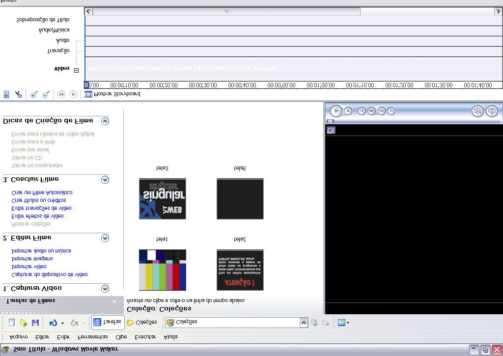 Windows Movie Maker 1.0.