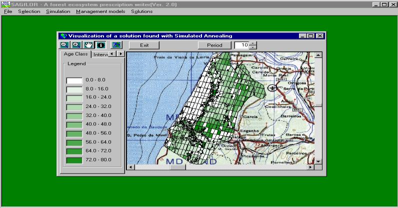 A decision support system for forest resources management in Portugal. In: G. J.