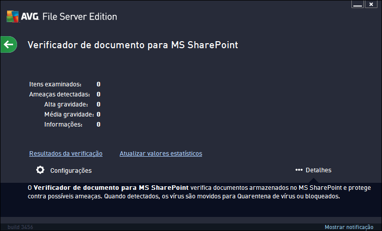 5. Verificador de Documentos para MS SharePoint 5.1.