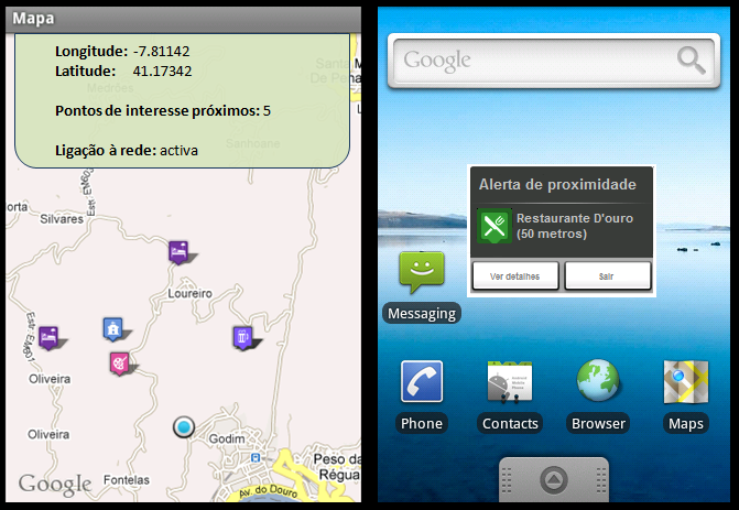 Mobile Advertising e Location-Based Services.