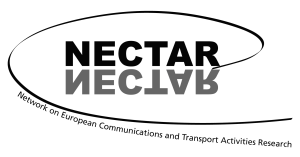 NECTAR workshop on Logistics Vilamoura - Algarve April 16-17 2015 The DTEA - Transportes, Energia e Ambiente (IDMEC- IST) and Faculdade de Engenharia da Universidade do Porto (FEUP) are honored to
