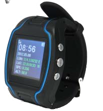 PRODUTOS Watch GPS Tracker M-680 Mobile Personal Tracker Mini