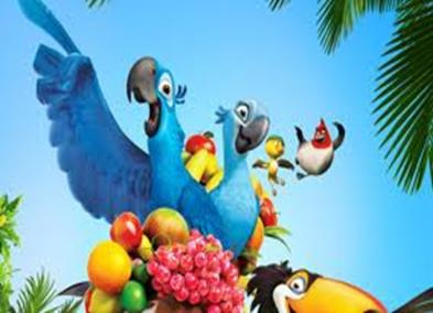 xxiii Film 3 Name: 1. Where does it take place? 2. What kind of film is it? 3. Blu is a macaw/ a whale/a dog.