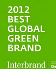 classificada em #4 no Greenpeace Guide para Greener Electronics e em #6 na categoria Cool IT.