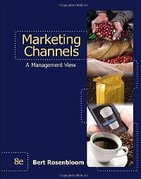 Rosenbloom Marketing Channels, A Management View (8th edition) Editora: Dryden/Harcourt, Nov.