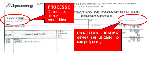 > informar o valor do financiamento,