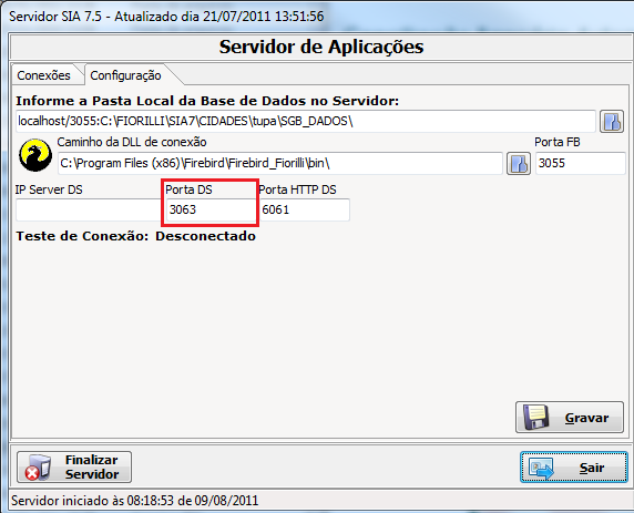 Download Consulta Divida: Executar o atualizador do sistema SCPI 8 (download.