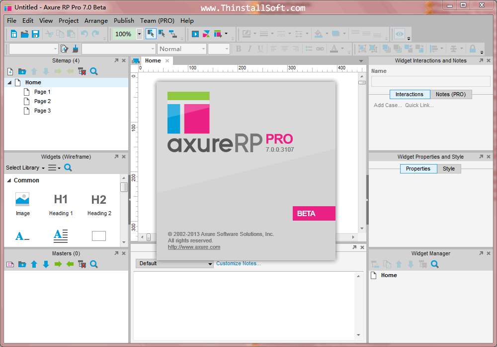 Axure RP Pro www.thinstallsoft.com/axure-rp-pro-portable/ www.