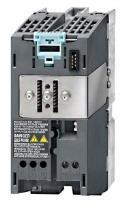 for CU310 and S120 Módulo de Alimentação CIRCUIT-BREAKER SIZE Network supply 3 AC 400V 50Hz with power switch, EMV-Filter, commutation choke Módulo de Alimentação PM340 1,5 kw Power line