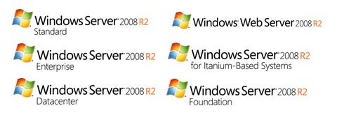 Windows Server 2008 R2 - Edições Cada edição do Windows Server