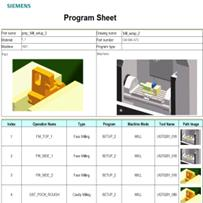 programming NX CMM Process planning Tool libraries Teamcenter applications Shop