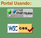 10 Menu Portal Usando Este item fica abaixo do menu Últimas do Fórum e mostra as tecnologias que o Portal usa.