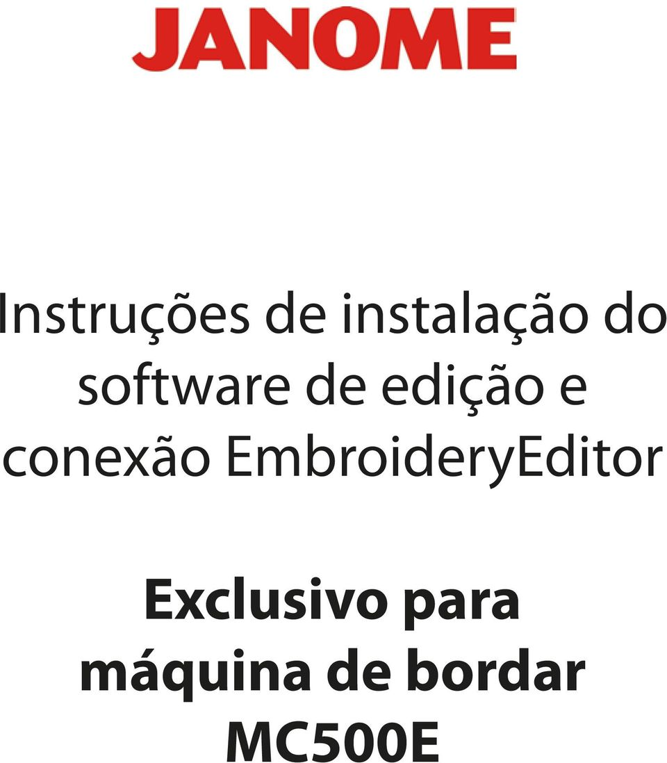 EmbroideryEditor Exclusivo