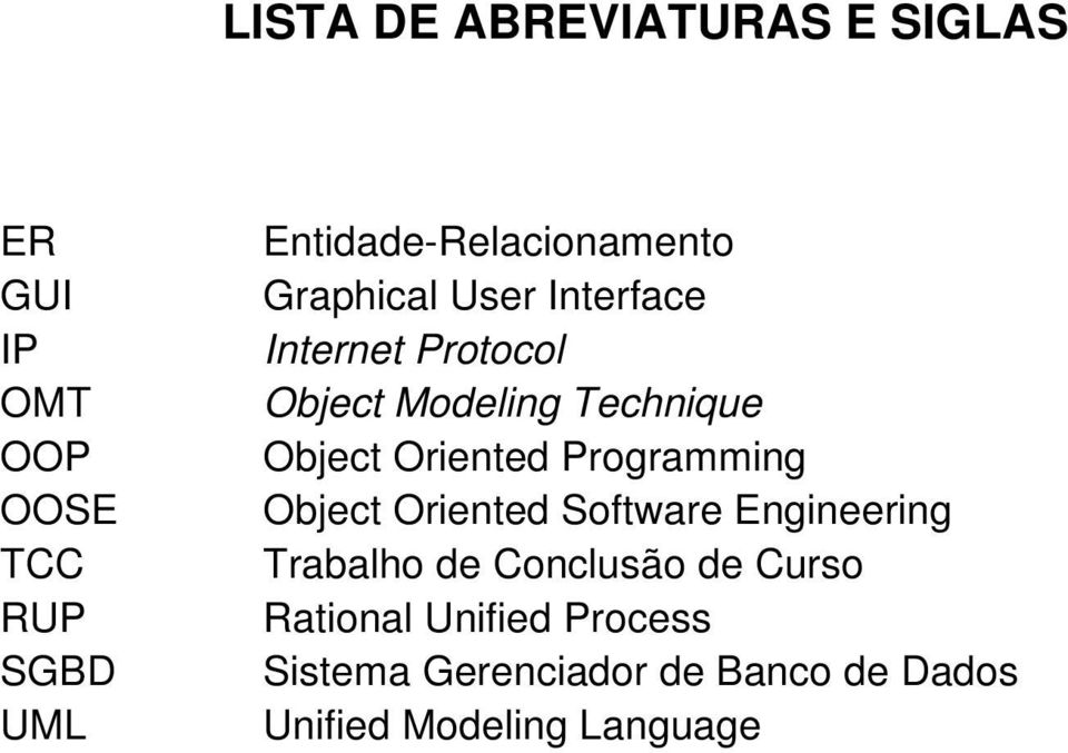 Technique Object Oriented Programming Object Oriented Software Engineering Trabalho de