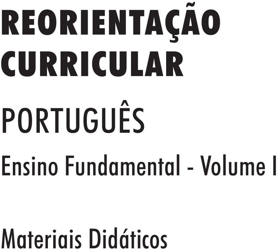 Ensino Fundamental -