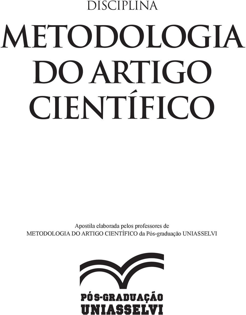 professores de METODOLOGIA DO