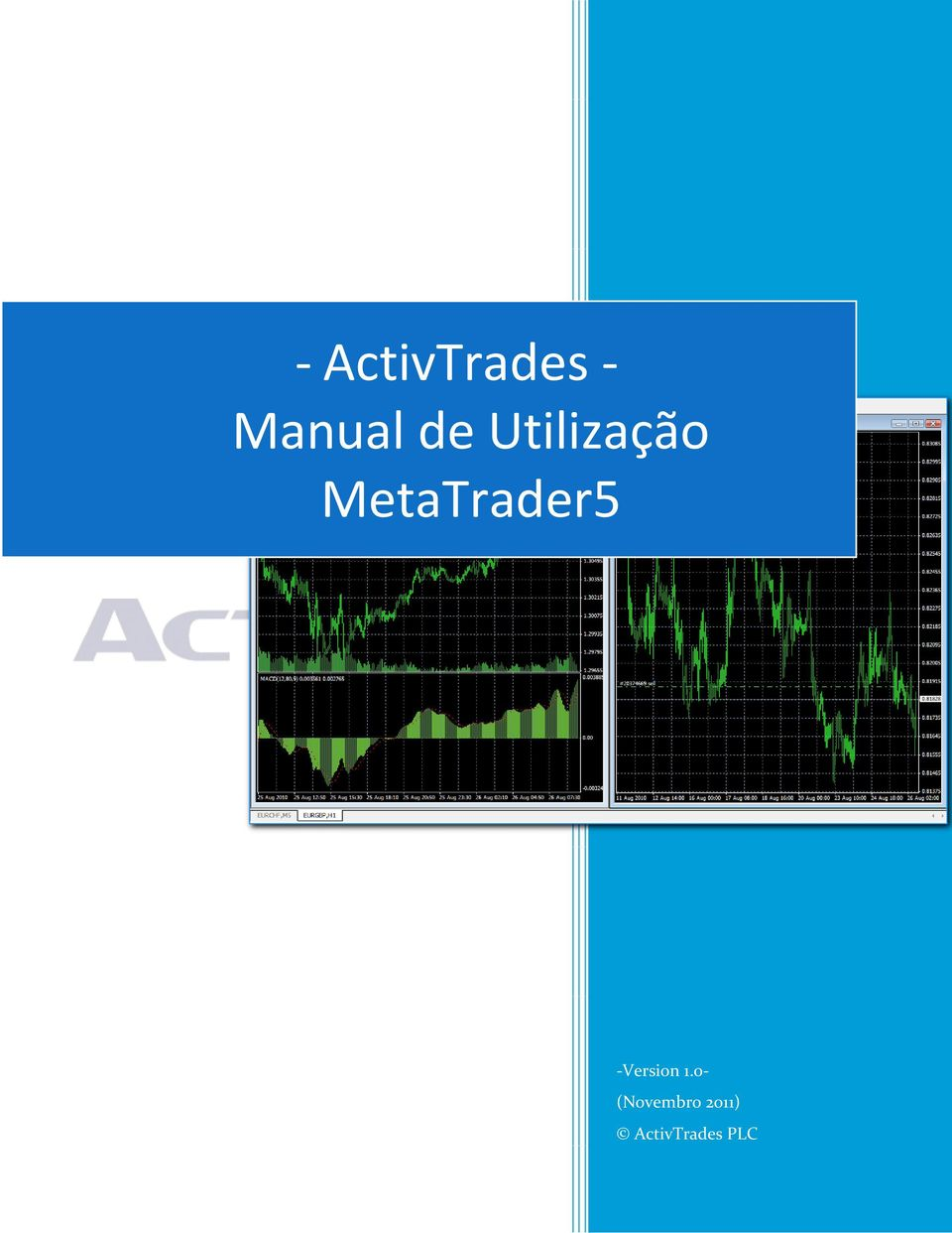 MetaTrader5 -Version 1.